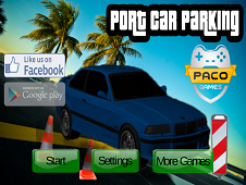 Port Car Parking
