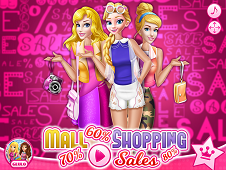 Mall Shopping Sales