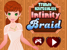 Trendy Hairstylist Infinity Braid