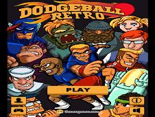 Dodgeball Retro