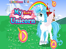 My Little Baby Unicorn