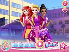 Highschool Divas