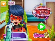 Miraculous Ladybug Real Dentist