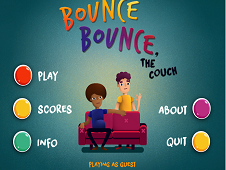 Bounce Bounce The Couch