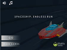 Spaceship Endless Run