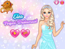 Elsa Perfect Bridesmaid