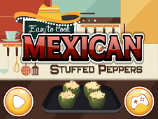 Easy to Cook Mexican Stuffed Peppers
