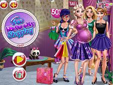 Fun Maternity Shopping
