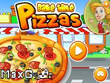 Bake Time Pizza