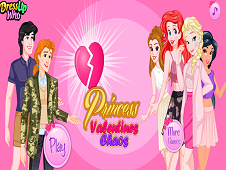 Princess Valentines Chaos