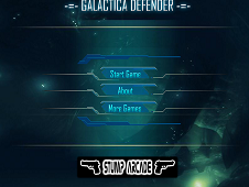 Galactica Defender