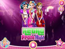 Retro Prom Night