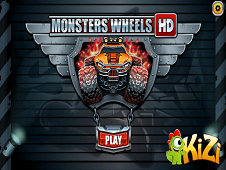 Monster Wheels HD