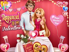 Rapunzel Be My Valentine