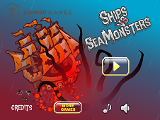 Ships vs Sea Monsters