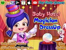 Baby Hazel Magician Dress-Up