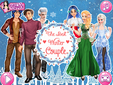The Best Winter Couple