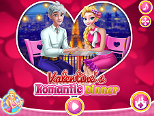 Valentines Day Romantic Date