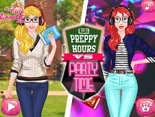 Preppy Hours VS Party Time