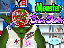 Monster Brain Surgery