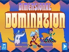 Mighty Magiswords Dimensional Domination