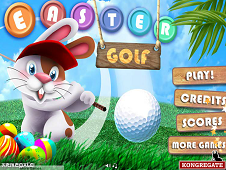 Easter Golf