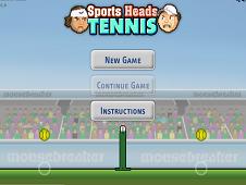 Sports Heads Tennis