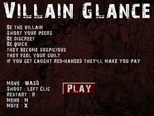 Villain Glance