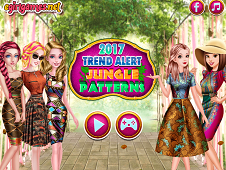 2017 Trend Alert Jungle Patterns