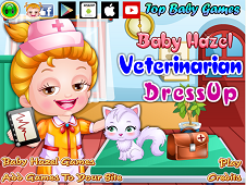 Baby Hazel Veterinarian Dress-Up