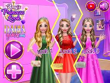 Amy Princess Look
