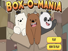 We Bare Bears: Box-O-Mania