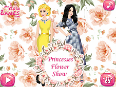 Princesses Flower Show