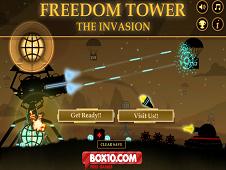 Freedom Tower Invasion
