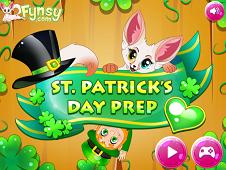 St. Patrick Day Prep