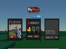 PixWars Online