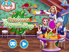 Princess Organic Shop