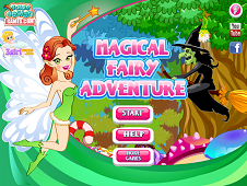 Magic Fairy Adventure