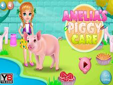 Amelia's Piggy Care