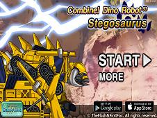 Dino Robot Stegosaurus
