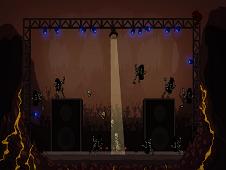 Metal Destruction Burning Hell