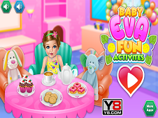 Baby Eva Fun Activities