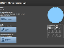 M13n: Miniaturization