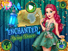 Enchanted Spring Dance
