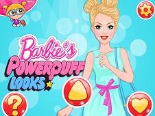Barbie Powerpuff Girls