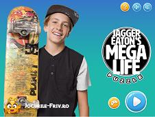 Jagger Eaton's Mega Life Puzzle