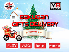 Bakugan Gifts Delivery