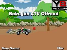 Bakugan ATV Offroad