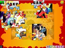 Bakugan Puzzle 4