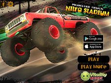 Monster Truck Nitro Stadion